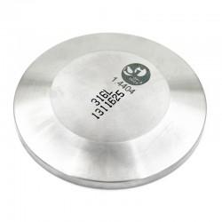 Bouchon CLAMP ASME-BPE - RA 0,6 - 316L