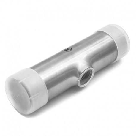 Té réduit ISO 316 L Bio-Pharm
