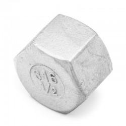 Bouchon femelle moulé - Filetage GAZ (NFE 03 004)
