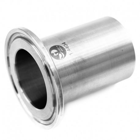 Ferrule CLAMP ISO lg 50 316L