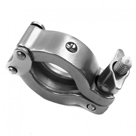 Collier mini CLAMP ISO inox 304