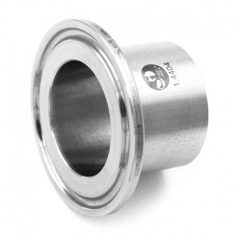Ferrule CLAMP ISO lg 28.6 - RA inf 0,8µ - 316