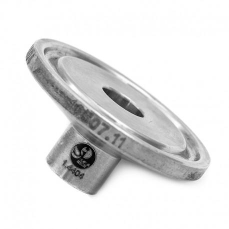 Ferrule mini CLAMP ISO - RA inf 0,8µ -316