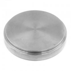 Fond écrou DIN 11864-1 forme A pour tube ASME en inox 316L