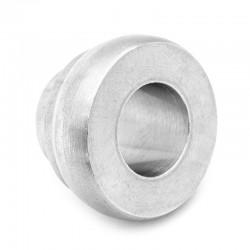 Pièce lisse sans gorge ISO - 316L