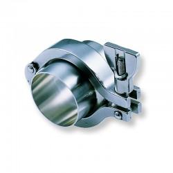 Raccord Clamp ASME-BPE complet 28.6mm inox 316L