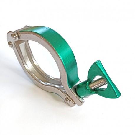 Collier clamp ISO en inox 304 avec revêtement en céramique