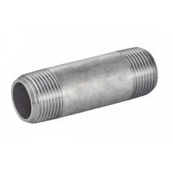 mamelon tube à filetage NPT - Schedule 80 - 316L - Série 3000 LBS